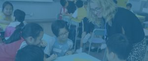 Opportunity Through Education Our team at the Chatteris Educational Foundation is striving to ensure that English is never a barrier for students in Hong Kong and has benn pursuing this mission for over thirty years.