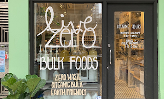 Live Zero in Sai Ying Pun offers sustainable food and beauty products