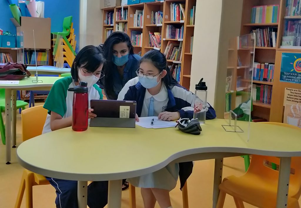 Having taken two MOOCs, Aarohi has learnt how to create a more lively, inclusive classroom   Image by Aarohi Narain
